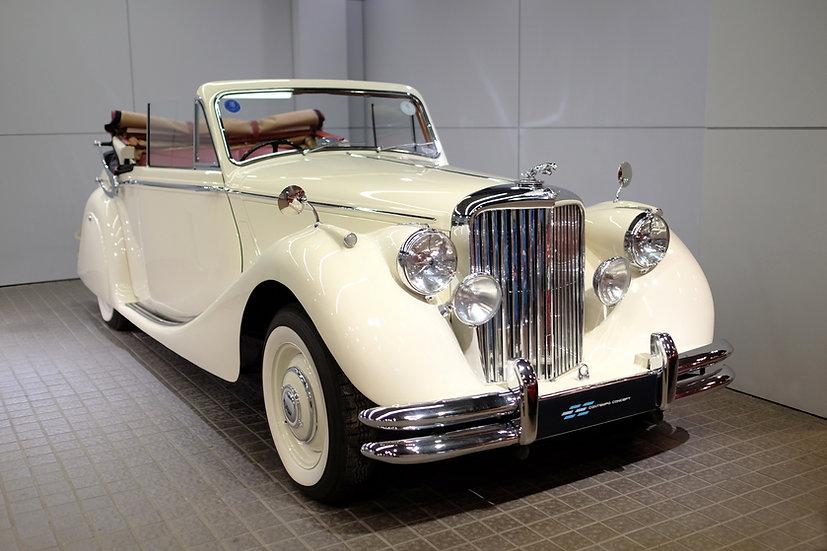 Jaguar Mark V Drophead Coupe