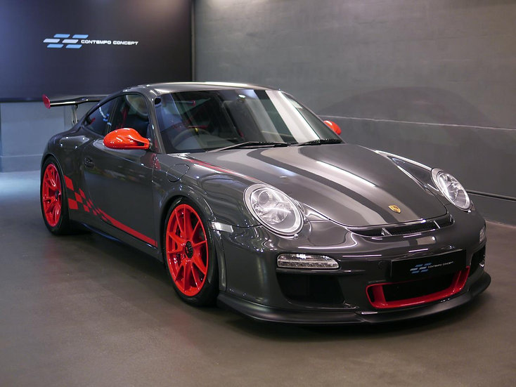 Porsche 997 GT3 RS 3.8