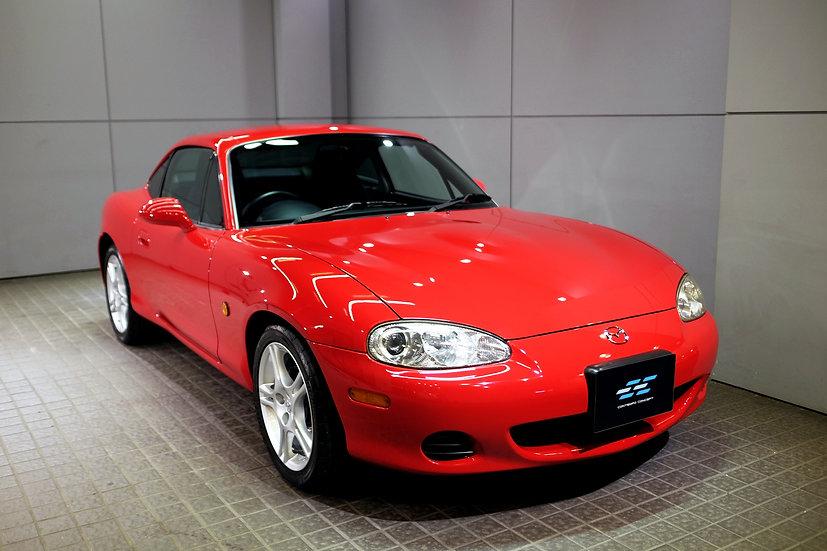 Mazda Miata Roadster Coupe Type S