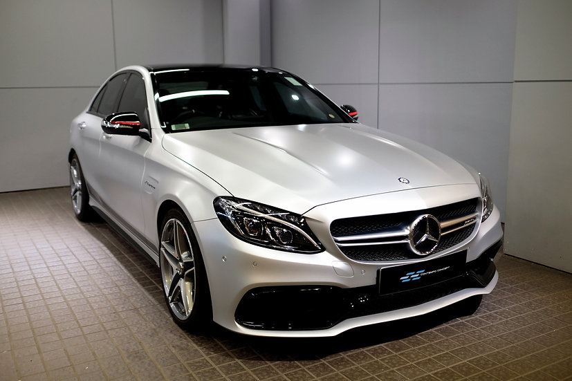 Mercedes-Benz AMG C63S