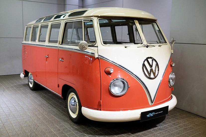 VW 23 Window Microbus