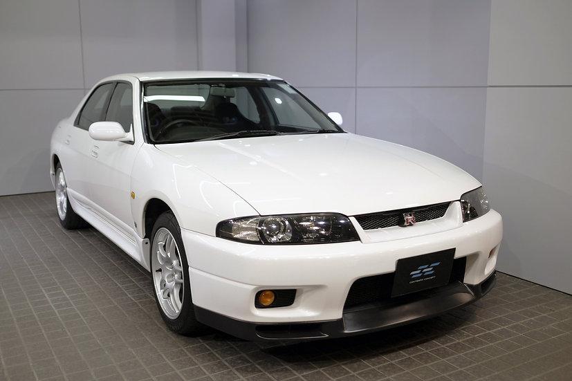 Nissan Skyline R33 GT-R 40th Anniversary Autech Version