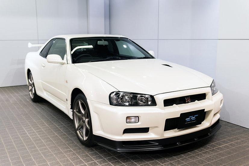 Nissan Skyline GT-R V-Spec II Nur