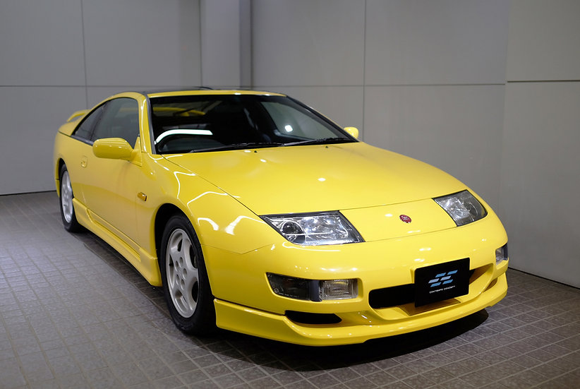 Nissan 300ZX Fairlady Z Version R 2by2