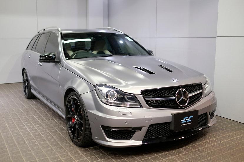 Mercedes-Benz C63 AMG Edition 507 Estate