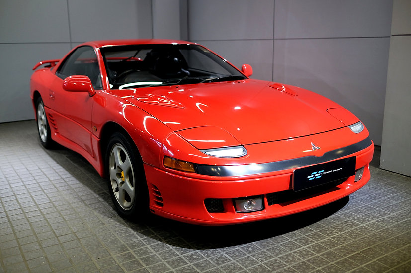 Mitsubishi GTO MR