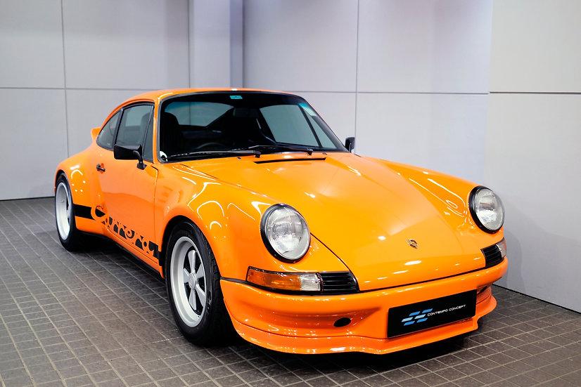 Porsche 993 Backdate