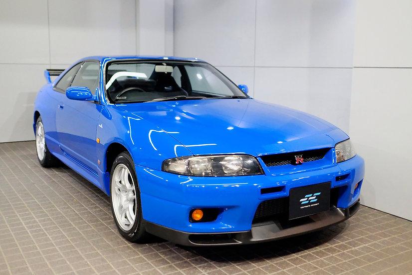 Nissan Skyline R33 GT-R V-Spec LM Limited