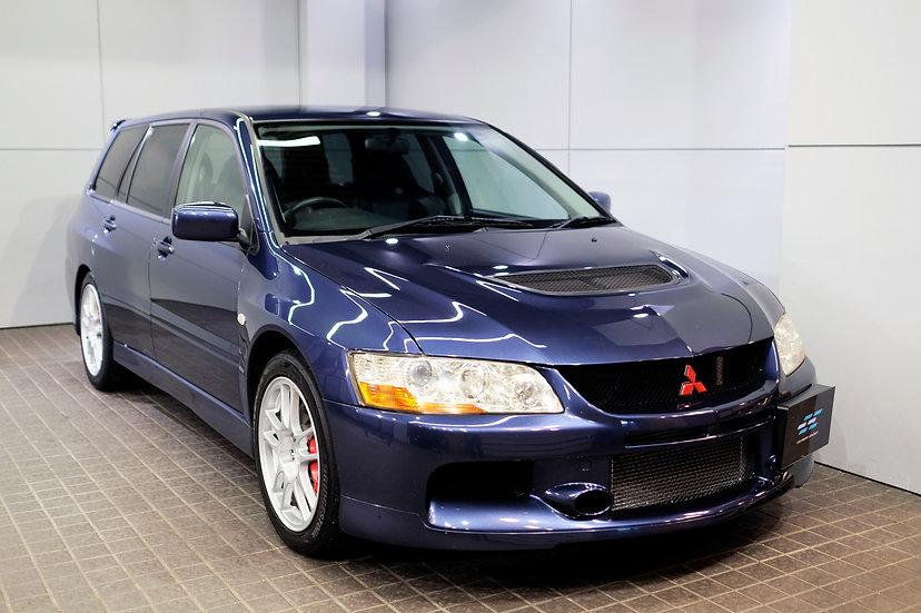 Mitsubishi LancerEvolution IX Wagon