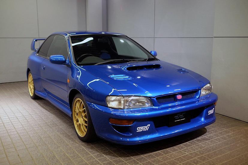 Subaru Impreza 22B Prototype