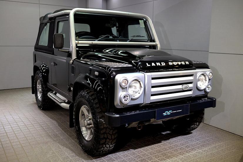 Land Rover Defender 60th Anniversary SVX
