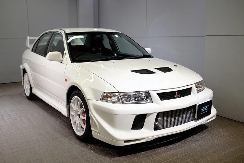 Mitsubishi Lancer Evolution VI Tommi Makinen Edition