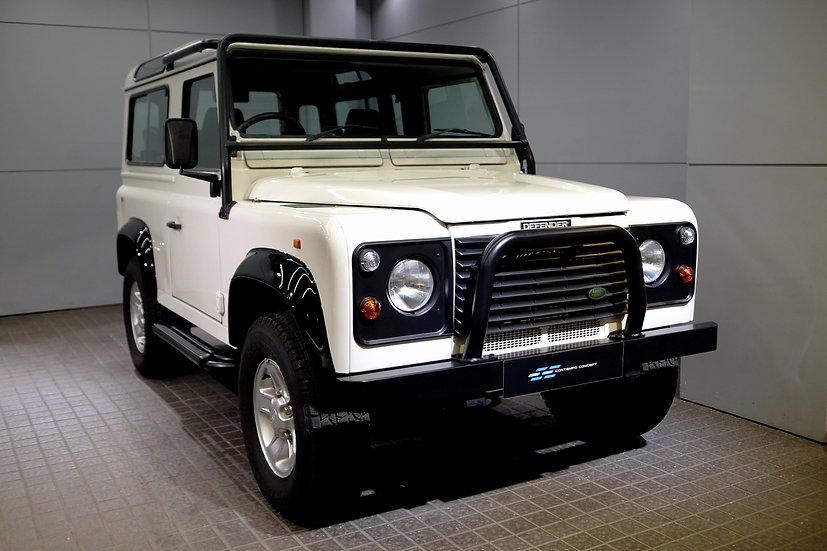 Land Rover Defender 50th Anniversary