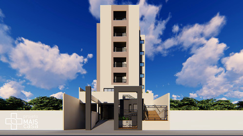 Residencial Edifício Atenas