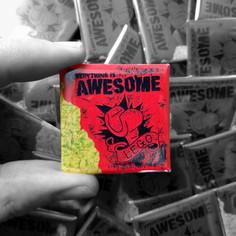 Rancid X Lego - Everything Is Awesome Badge