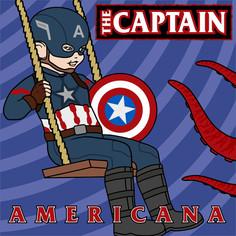The Offspring X Captain America - Captain Americana