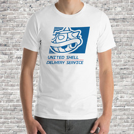 United Shell Delivery Service T-shirt