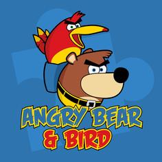 Angry Bear & Bird