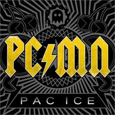 ACDC X Pac Man - Pac Ice