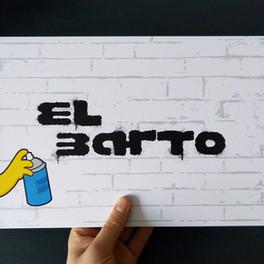 El Barto X Banksy