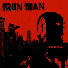 Rancid X Iron Man - Invincible