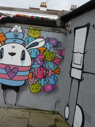 Upfest Street Art & Graffiti Festival