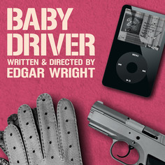 Baby Driver Alternative Movie Poster
