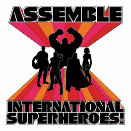 Green Day X Avengers Assemble - International Superheroes!