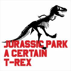 Maximo Park X Jurassic Park - A Certain T-Rex