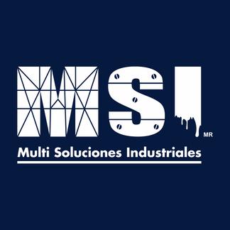 Diseño de Marca y Logotipo de Multi Soluciones Industriales