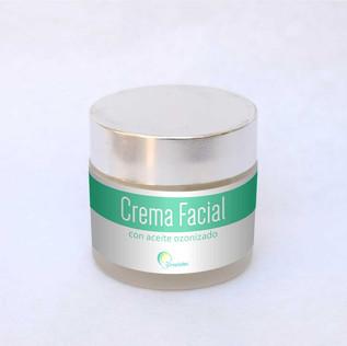 Diseño de Etiqueta para Crema Ozenciales