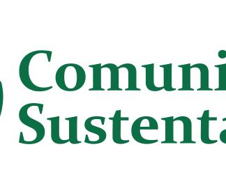 Logotipo de Comunidad Sustentable