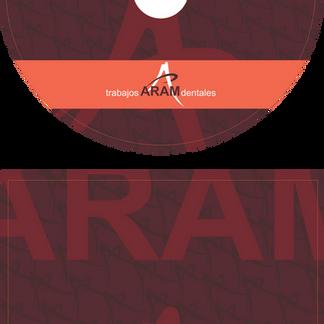 Portada CD Aram