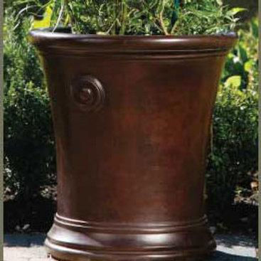 SOLARIS FIBERGLASS PLANTER - by Gardenstone