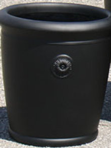 COVENTRY FIBERGLASS MEDIUM PLANTER - by Gardenstone