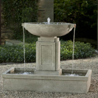 AUSTIN FOUNTAIN by Campania