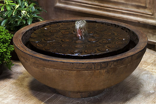 CIRRUS GARDEN TERRACE  FOUNTAIN by Campania
