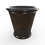 Thumbnail: COLONNADE SMALL CONCRETE PLANTER - by Gardenside