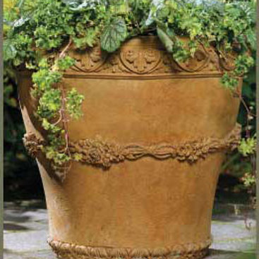 VERONA CONCRETE PLANTER by Gardenstone
