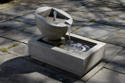 GENESIS II FOUNTAIN by Campania