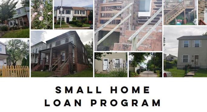 Small Home Loan Program