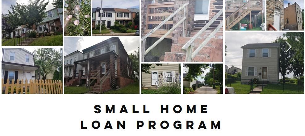 Small Home Loan Program