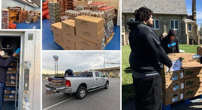 Food Aid Distribution