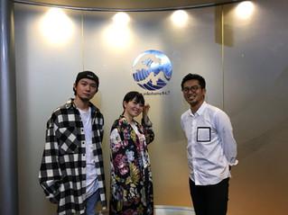 FM横浜「かりゆし☆らんど」ゲスト出演