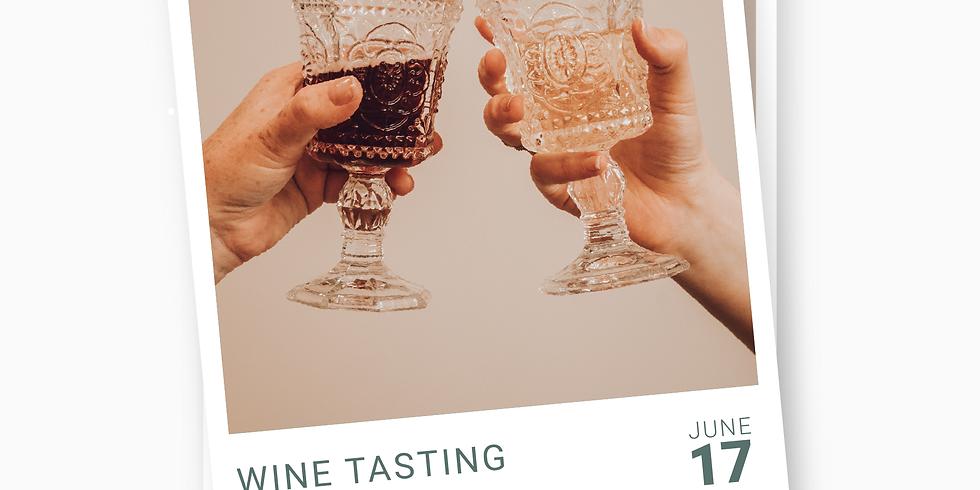 June Wine Tasting