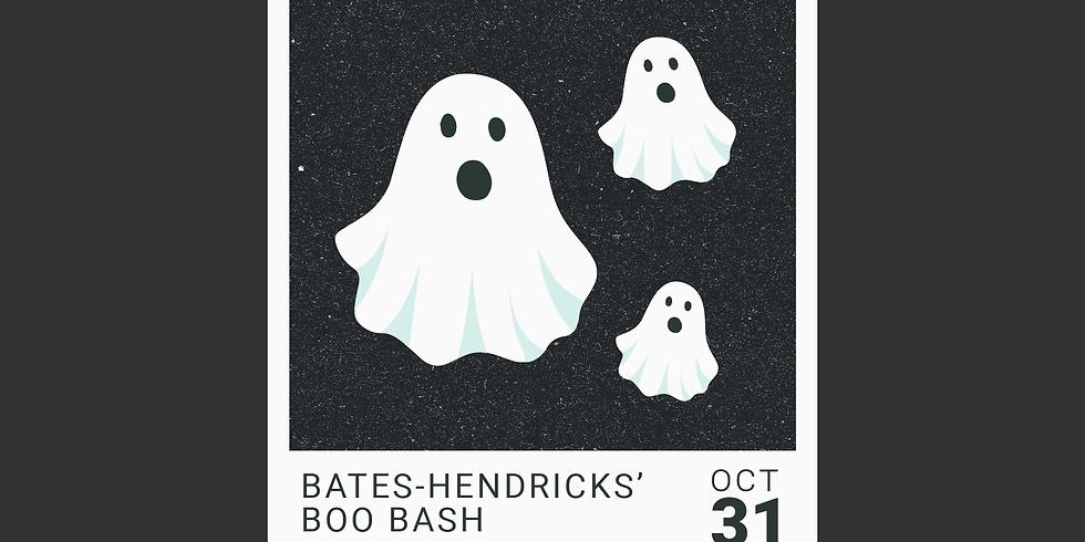 Bates-Hendricks' Boo Bash