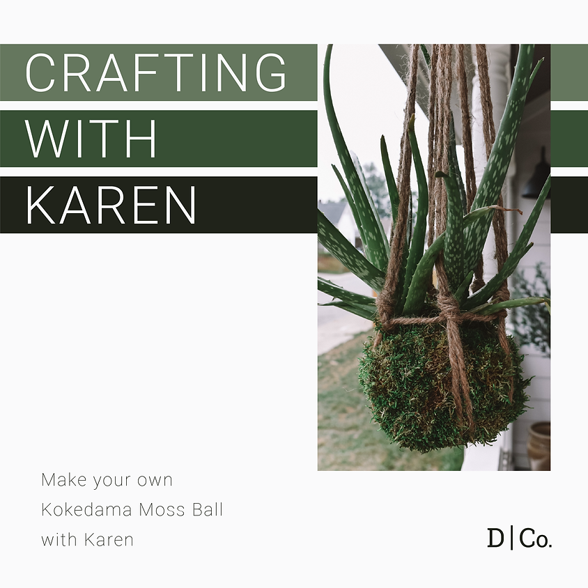 Crafting with Karen