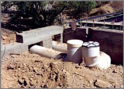 Underground Air Conditioning System