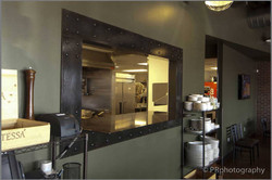 Kitchen and Dining Room Pass-Through