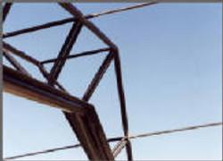 Apex of Roof Truss